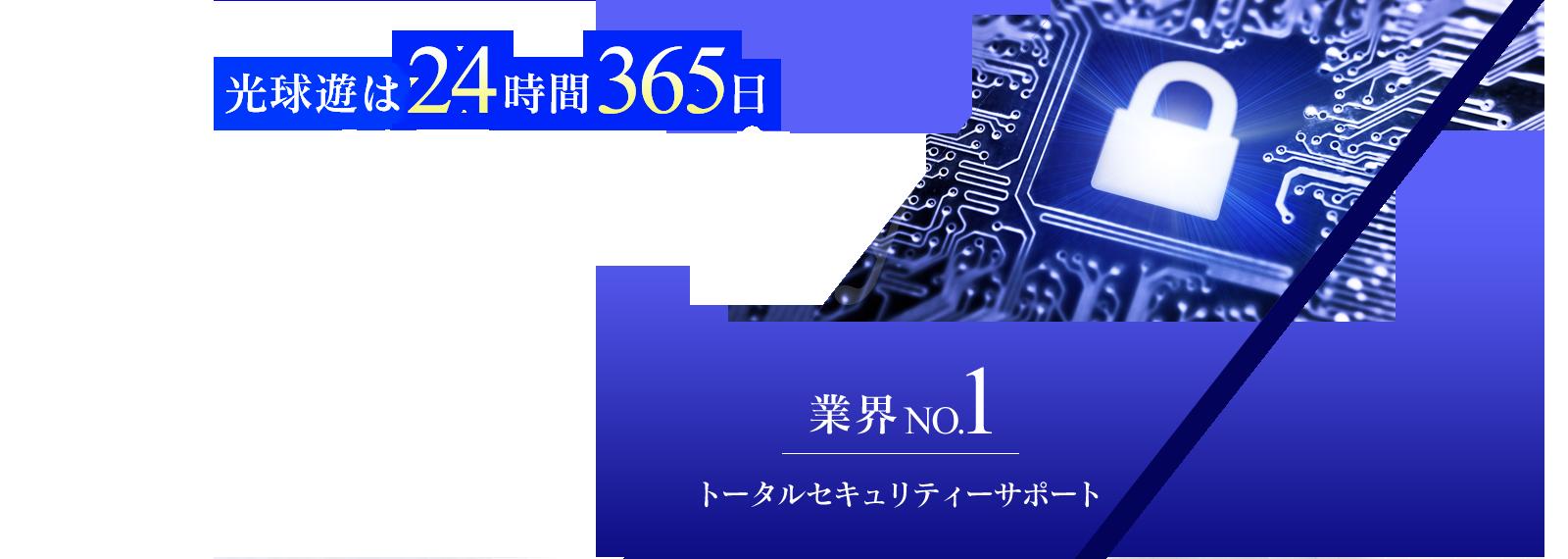 トータルセキュリティーサポート